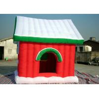 Best XI-004 Inflatable Holiday Decorations Bouncy Jumping Castles For Children Playing wholesale