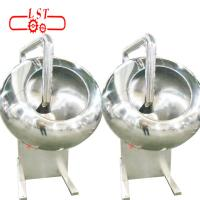 Best SSS304 Material Chocolate Panning Machine With Speed - Adjustable Motor wholesale