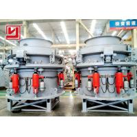 China 220mm Inlet Size Hydraulic Cone Crusher Breaking Machine High Capacity on sale