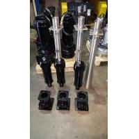 Best High Air Dissolving Rate Submersible Jet Aerators , Wastewater Water Pump Aerator wholesale