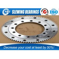 Best Custom Precision Industrial Turntable Bearings / Kaydon Slewing Ring For Crane wholesale