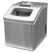 Best 18Kg Stainless Steel Mini Automatic Ice Maker Machine , Potable Commercial Countertop Ice Maker wholesale
