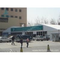 Best Clear Span Glass Wall Fabric Roof Cover Rain Tents Outdoor Events 12x60M Size wholesale