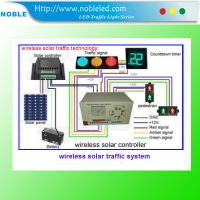 Cheap wireless solar traffic system(NBWS200) for sale