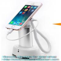 Best COMER single alarm independent devices Retail mobile phone Security Anti-lost stand display wholesale