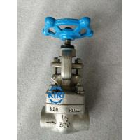 Best Class 800lb Forged Steel Globe Valve F316L Premium Materials Long Service Life wholesale