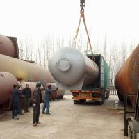 China China Manufacturer DN2000 Q345R steel gas cylinder tank lpg tank for cooking on sale