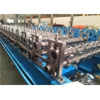 Best Steel Sheet Roofing Roll Forming Machine , Zinc Coated Roofing Forming Machine wholesale