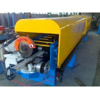 China Copper Penny Downspout Roll Forming Machine Drainspout Gutter Rolling Machine on sale