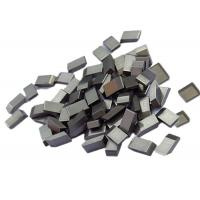 Best Iron Cutting Tungsten Carbide Lathe Tips , Tungsten Carbide Tips 14.86 Density wholesale