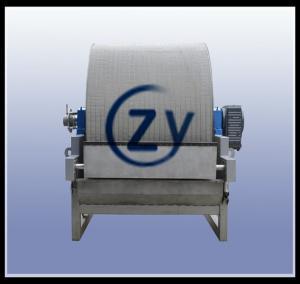 Best Stainless Steel 304 Potato Flour Processing Machinery Vacuum Filter Fiber Dewatering wholesale
