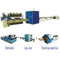 China Hot-sale High Speed Small Toilet Paper Roll Production Line on sale