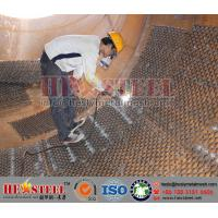Cheap SS304 Hexsteel Windboxes Refractory Lining for sale