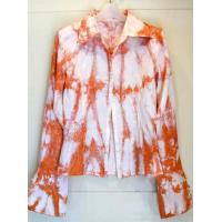 China fashionable tie-dyeing garments for ladies,men on sale