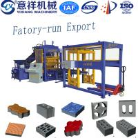 China Fully Automatic Fly ash Cement Sand etc Material Mixed Batching Brick Making Machine on sale