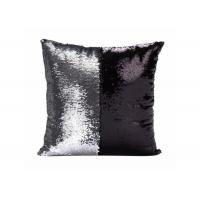 Best China Suppliers High Quality Guarantee Decorative Cushions Sequin Pillow Walmart For Outdoor Furniture wholesale