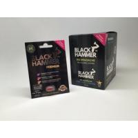 Best Red Mamba Paper Box For Male Sex Enhancement Pills / Card Packaging wholesale