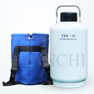 China tianchi liquid nitrogen dewar vessel yds-2/3/6/10/15/20/30/35/50/60/80/100 price on sale