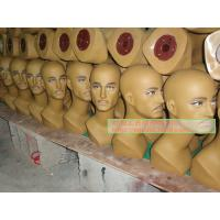 China Supply male mannequin head, wig mannequin head on sale