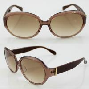 Best Unisex Handmade Oval Acetate Frame Sunglasses With Polarized Lens wholesale