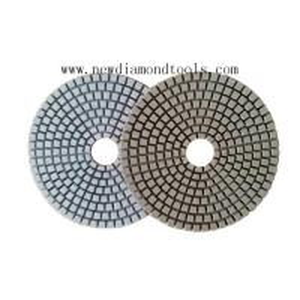 China Diamond Polishing Pads for Concrete on sale
