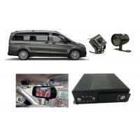 China WIFI Router 4CH 720P Car DVR 3G / 4G GPS MDVR with Free software on sale