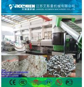 Best High quality plastic pellet making machine / plastic recycling machine price / plastic manufacturing machine wholesale