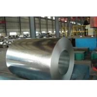 China Heavy Zinc Coated Galvanized Steel Coil 600 - 1250mm Width ISO9001-2008 on sale