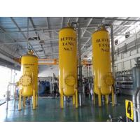 Best Buffer Tanks Natural Gas Machinery 2m3-5m3 Volume For Stabilizing The Natural Gas wholesale