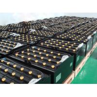 Soft Connection Forklift Traction Battery , 770Ah / 6hr 48 Volt Forklift Battery Cells
