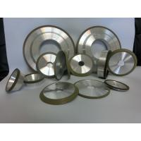 China Diamond & CBN Grinding Wheels For Surface & Cylindrical Grinding Wheels on sale