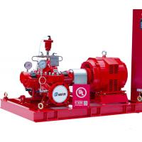 Best Oil Depots Electric Motor Driven Fire Pump 500GPM / 150PSI UL Listed wholesale