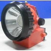 High Power Mining Led Flashlights Headlamps With 1W , DC 3.7V, 50 / 60Hz, AC 220 V