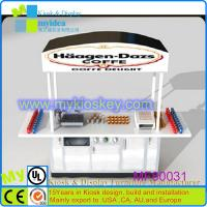 China ice cream cart/china mobile food cart/bubble milk tea cart on sale