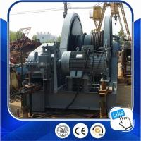 Best China Products Slow Lifting Electric Hoist Winch Used As Main Hoisting Equipment In Crane wholesale