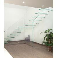China Customized Laminated Railing Glass High Temperature High Pressure on sale