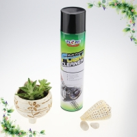 Best 650ml Car Care Products Anti Static Dry Foam Upholstery Cleaner For Car Seats wholesale
