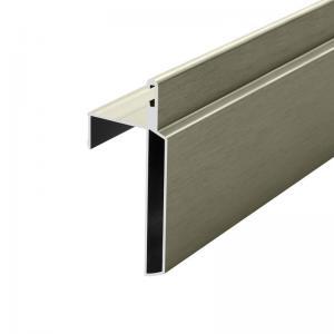 Best Interior Bedroom Modern Design ISO Furniture Aluminum Profiles wholesale