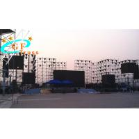 Best Concert Aluminum Layer Truss Stage High Hardness Large Square Wedding Party Use wholesale