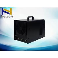 Best 6g/Hr Portable Black Food Ozone Generator For Cleaning Vegetables / Water Sterilizing wholesale