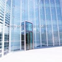 China Dupont SentryGlas interlayer laminated glass for curtain walls on sale