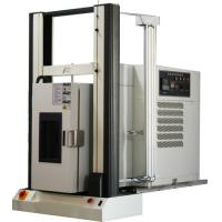 China Precision Double Pillar Universal Material Testing Machine With Temperature Test Chamber on sale