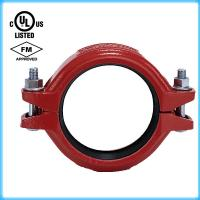 Best Grooved Pipe Fittings Rigid Coupling with UL FM wholesale