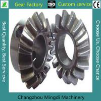 Best Professional OEM Teeth Spur Bevel Gear Customized 45°~ 135° Shaft Angle wholesale