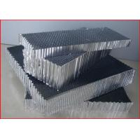 Best Professional Aluminum Honeycomb Core Panels , Honeycomb Structural Panels Outdoor  wholesale