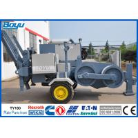 China 19T Electric Hydraulic Cable Puller Machine for High Voltage Transmission Line Stringing on sale