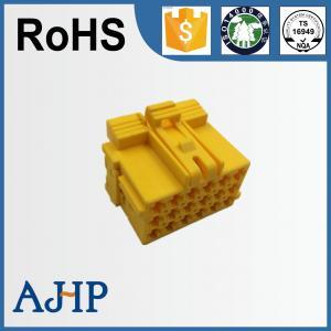 Best 18 way connector plug  1-967624-4 wholesale