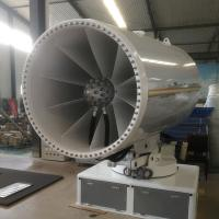 China Large Water Sprinkler System For Dust Suppression / Water Dust Control Fogging Systems on sale