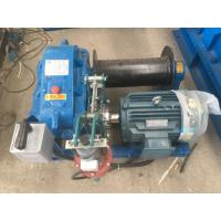 China Portable 3 Ton Industrial Electric Winch , Mini Lightweight Electric Winch on sale