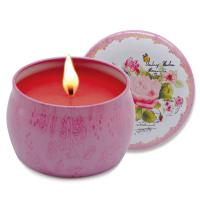 Best Wholesale customized 100% natural scented soy wax candle gift box set wholesale